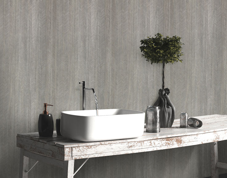 Federa Brushed allover Bathroom Wall panel
