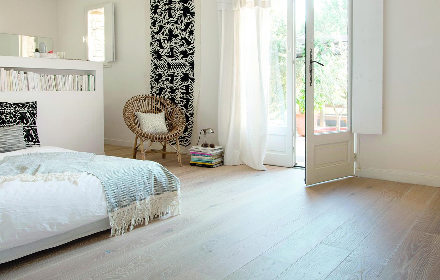 Super Wie wählt man den besten Bodenbelag für das Schlafzimmer aus DV19