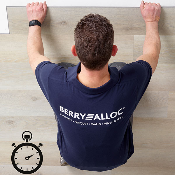 Easy To Install Berryalloc 174
